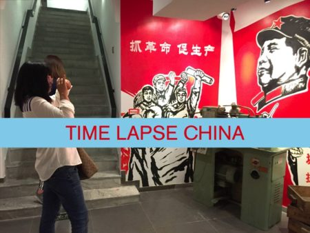 Time Lapse China 1986-2015 Cilia Erens